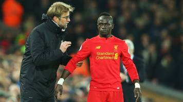 klopp doubtful about senegal's mane claims