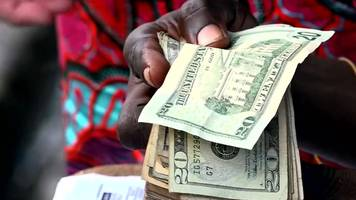 Remittances are a 'lifesaver' for many Liberians