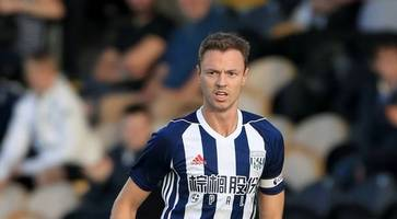 jonny evans set for injury scan as northern ireland sweat ahead of world cup play-offs