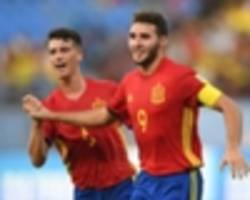 u17 world cup: eric garcia likens spain to manchester city as denia plans to outfox 'speedy' iran