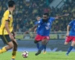 gary looking to cap a long hard road back by taking jdt to the final