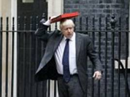 May told by Brussels she must 'face down' Boris Johnson