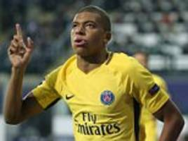 barcelona couldn't have signed kylian mbappe - valverde
