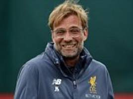 liverpool boss jurgen klopp says he has no fear of wembley