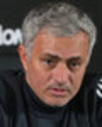 Man Utd boss Jose Mourinho discusses Champions League following defeat to Huddersfield