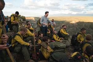 why only the brave director joseph kosinski left science fiction