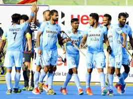 Asia Cup Hockey: India to take on Pakistan in final Super-4 match today
