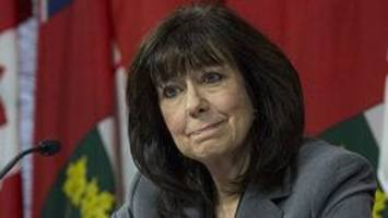 Ontario Liberals under fire for 'cooking' books