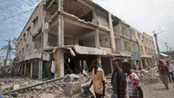 Somalia's death toll at 358 as 'state of war' planned