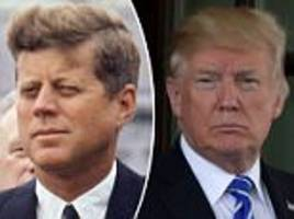 trump to release secret jfk files