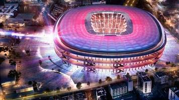 barcelona: nou camp naming rights deal to be voted on by members