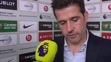 chelsea 4-2 watford: marco silva says 'fantastic' hornets deserved to win