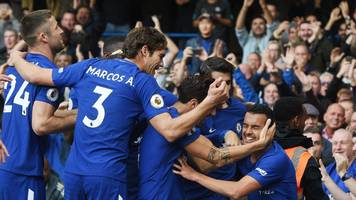 Chelsea strike late in six-goal thriller with Watford
