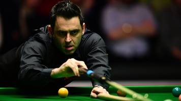 world championship 2017: ronnie o'sullivan to play kyren wilson in final
