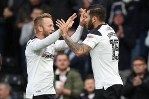 match report: it's back-to-back wins for derby county at pride park stadium