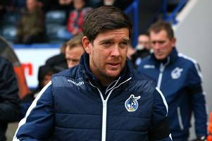 darrell clarke says bristol rovers must keep their belief after defeat at rochdale