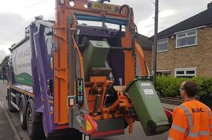 council wants to end weekly refuse and recycling collections to plug million pound funding hole