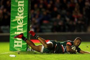 leicester tigers 54-29 castres: bonus-point victory for tigers in european cup