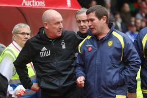 'the breaks went forest's way', says nigel clough after burton's defeat at city ground