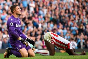 'we need to flush last week out of our system with a win,' says stoke city keeper