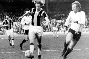 Remembering when Scunthorpe-born Vince Grimes went toe-to-toe with England World Cup legend Bobby Moore