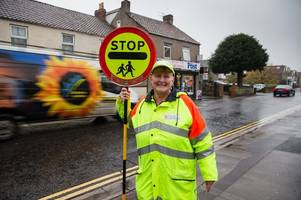 council cuts somerset lollipop lady's wages but mum-of-two wants to work unpaid so children don't risk their lives