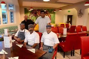oh! india - welcome to stoke-on-trent's newest restaurant