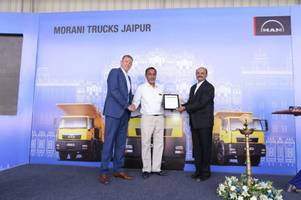 man trucks adds jaipur to its network; strengthens presence in crucial haulage market in northern india