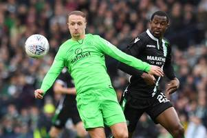 celtic ace leigh griffiths hits back at hoops fans after they slate striker's semi-final performance