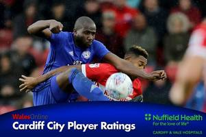 cardiff city's riverside ratings as rock-solid defence lay foundation for outstanding middlesbrough victory