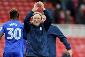 five things we learned as cardiff city prove their late goal habit is no fluke and neil warnock's faith in two players is rewarded
