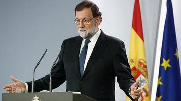Catalan leader: Madrid's steps toward direct rule are 'worst attacks' since Franco's dictatorship