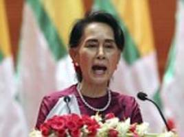 Oxford students to remove Suu Kyi's name from common room