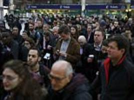 'Worst ever' Christmas delays may hit up to 20m journeys