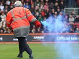 andrea radrizzani begs fans not to bring flares to games
