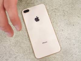 The iPhone 8's glass back is surprisingly tough, but it's still worth getting a case