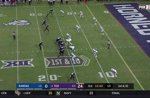 WATCH: Jalen Reagor confusing defenders, runs in for the score