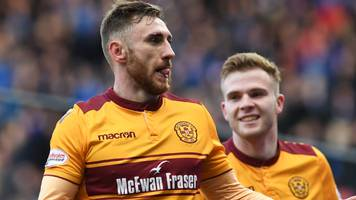 rangers 0-2 motherwell: how players rated in scottish league cup semi-final