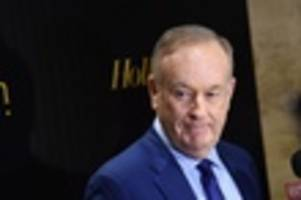 bill o'reilly paid accuser $32 million before fox news gave him $100 million contract: report