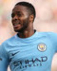 manchester city expected xi v wolves: sterling and jesus to start in 4-3-3