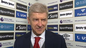 Everton 2-5 Arsenal: Everyone played very well for Gunners - Arsene Wenger