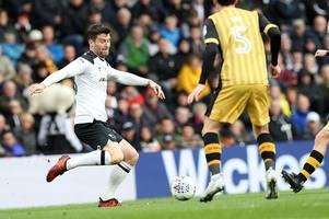 rate the players: how do you think the derby county players fared against sheffield wednesday?