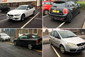these pictures of bad parking in hull are sure to make you angry