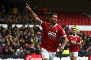 eric lichaj talks about a new deal at nottingham forest after his heroics in win over burton albion