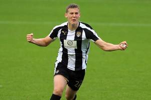 Three hours to London from Carlisle? That's not as impressive as Notts County's own locomotive Ryan Yates