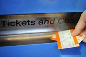 how to avoid paying twice as much for christmas train tickets