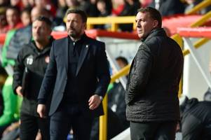 Aberdeen boss Derek McInnes rallies his troops and insists the Dons are capable of beating Celtic