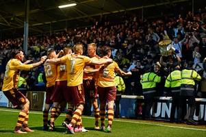 Motherwell are a story Scottish football should look at in foot high letters