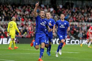 cardiff city's mettle against middlesbrough moves them into 'genuine contenders' category - view from the press box