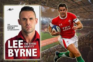 Gambling, dyslexia, depression - Lee Byrne tells how some of his biggest battles have been off the rugby field